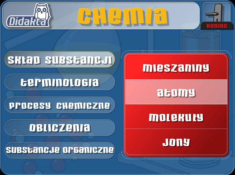 Didakta - Chemia