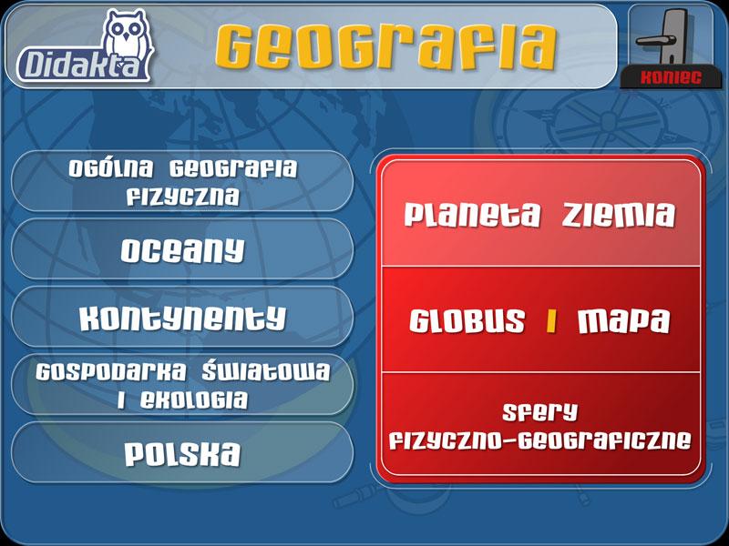 Didakta - Geografia