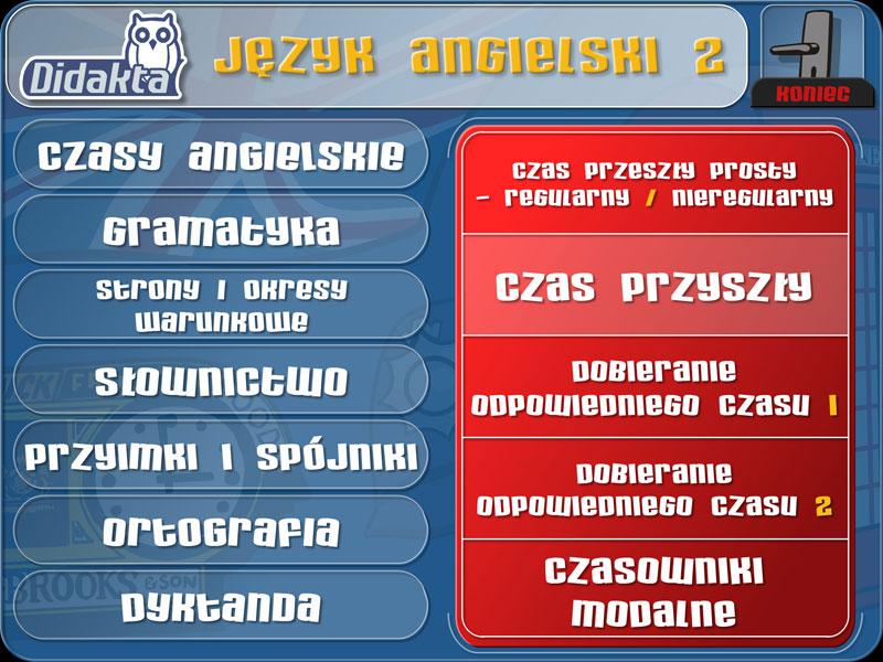 Didakta - Język angielski 2