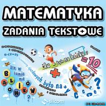 Matematyka - zadania tekstowe